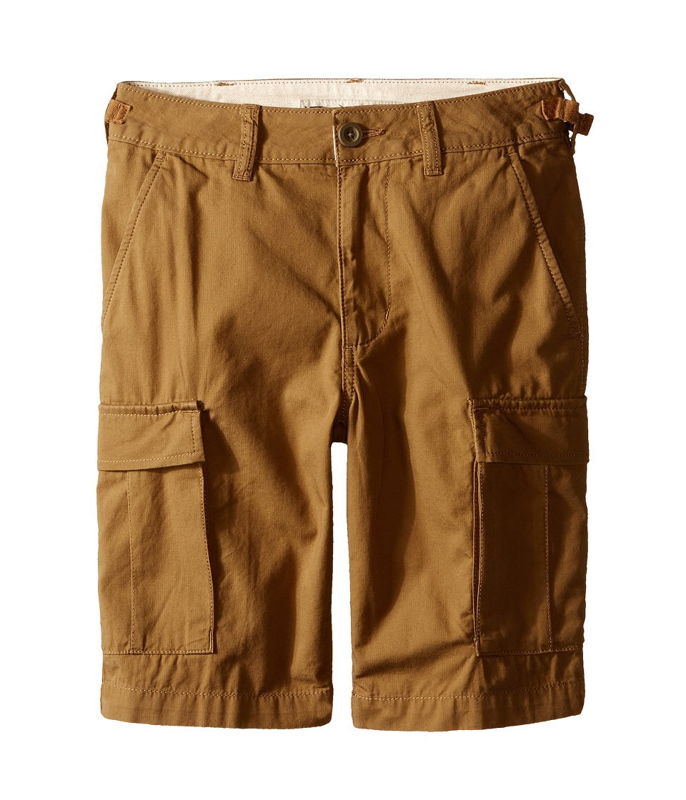 Vans Kids - Tremain (Little Kids/Big Kids) (Dirt) Boy's Shorts