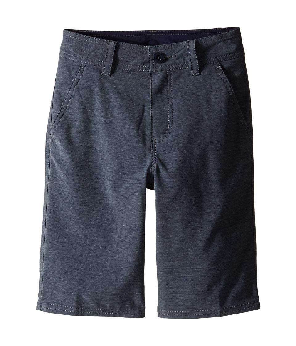 Vans Kids - Baywell Decksider (Little Kids/Big Kids) (Dress Blues) Boy's Shorts