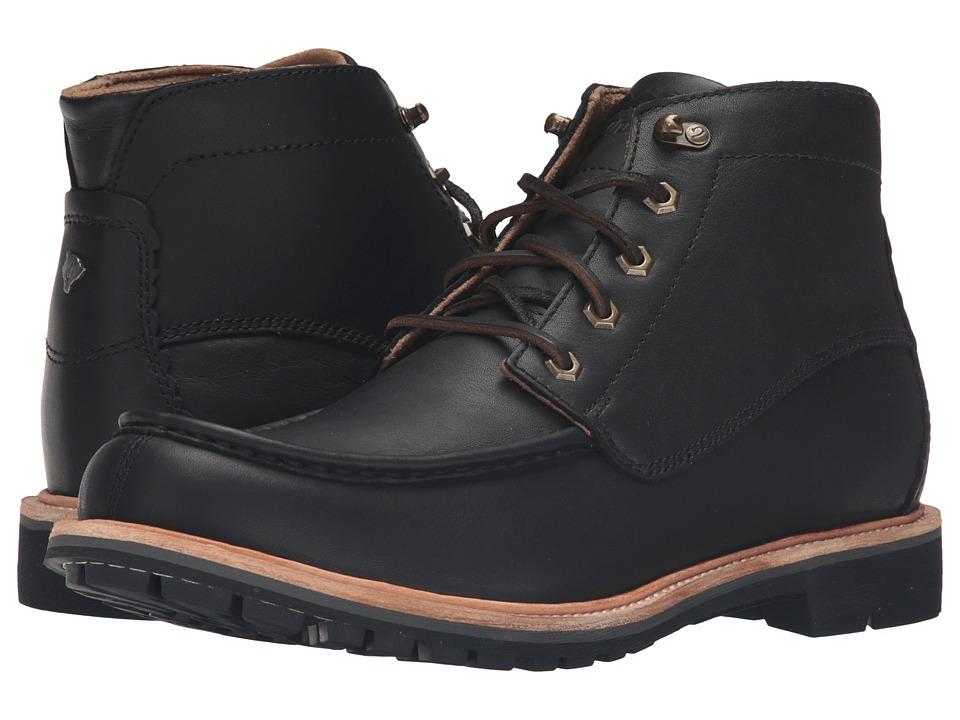 OluKai - Kohala (Black/Black) Men's Lace up casual Shoes