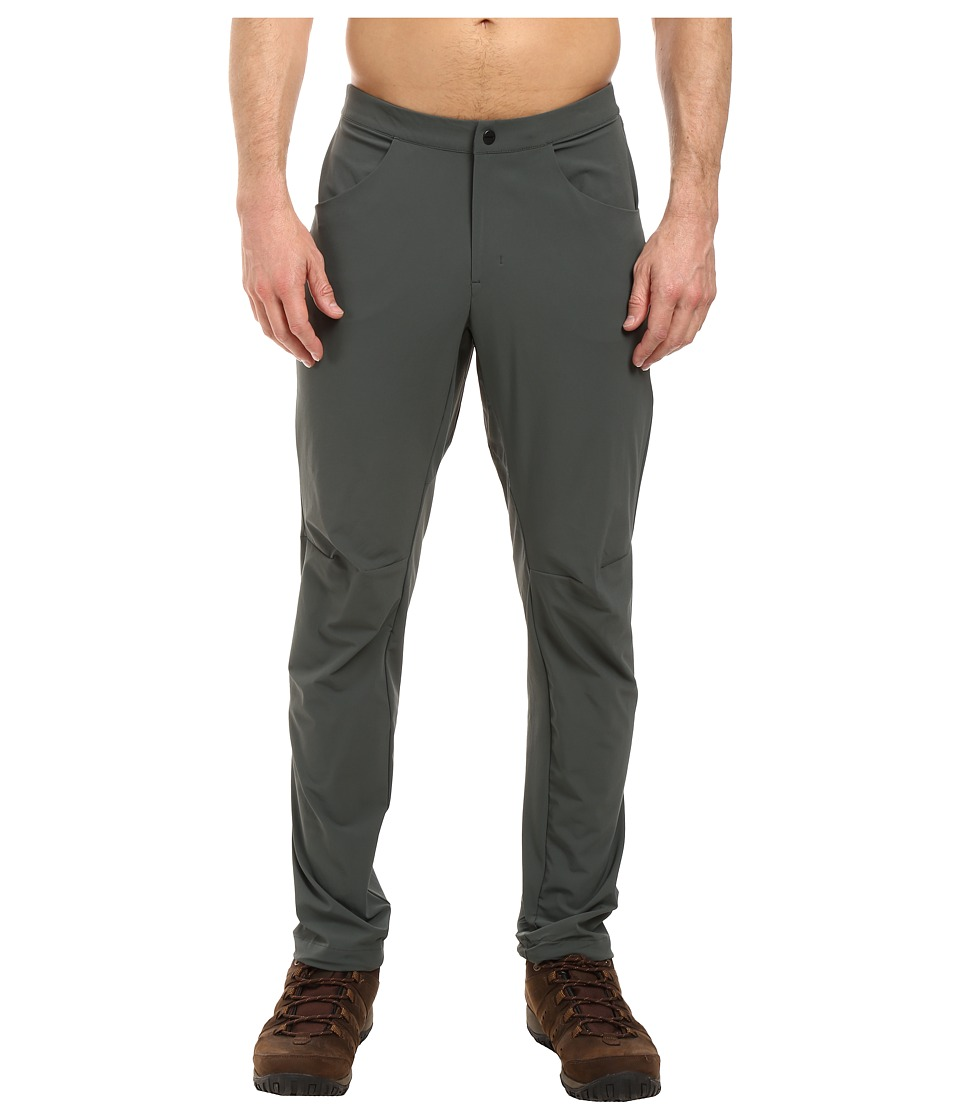 adidas Outdoor - Terrex Solo Pants (Utility Ivy) Men's Outerwear