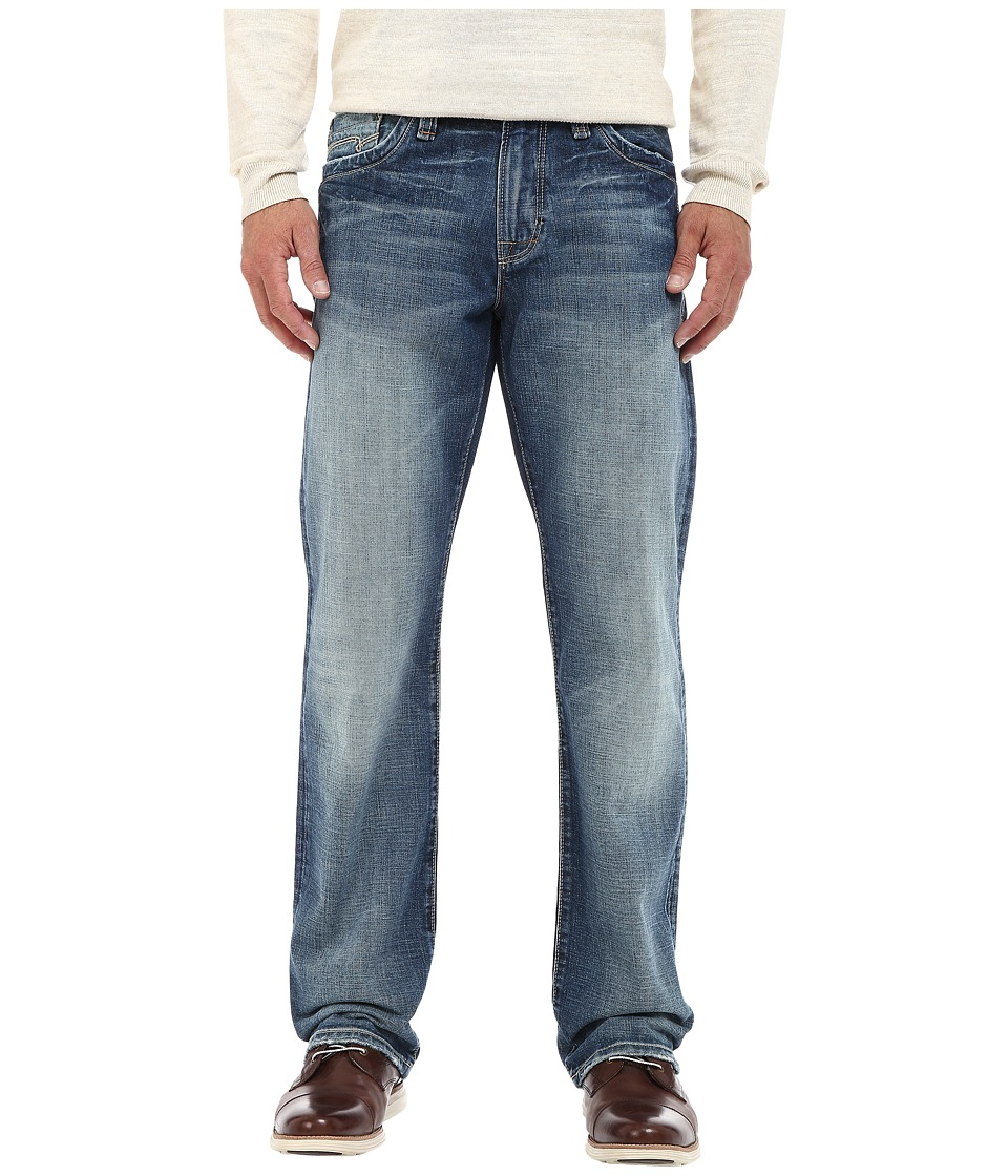 Mavi Jeans - Matt Mid-Rise Relaxed Jeans in NY Cashmere (NY Cashmere) Men's Jeans