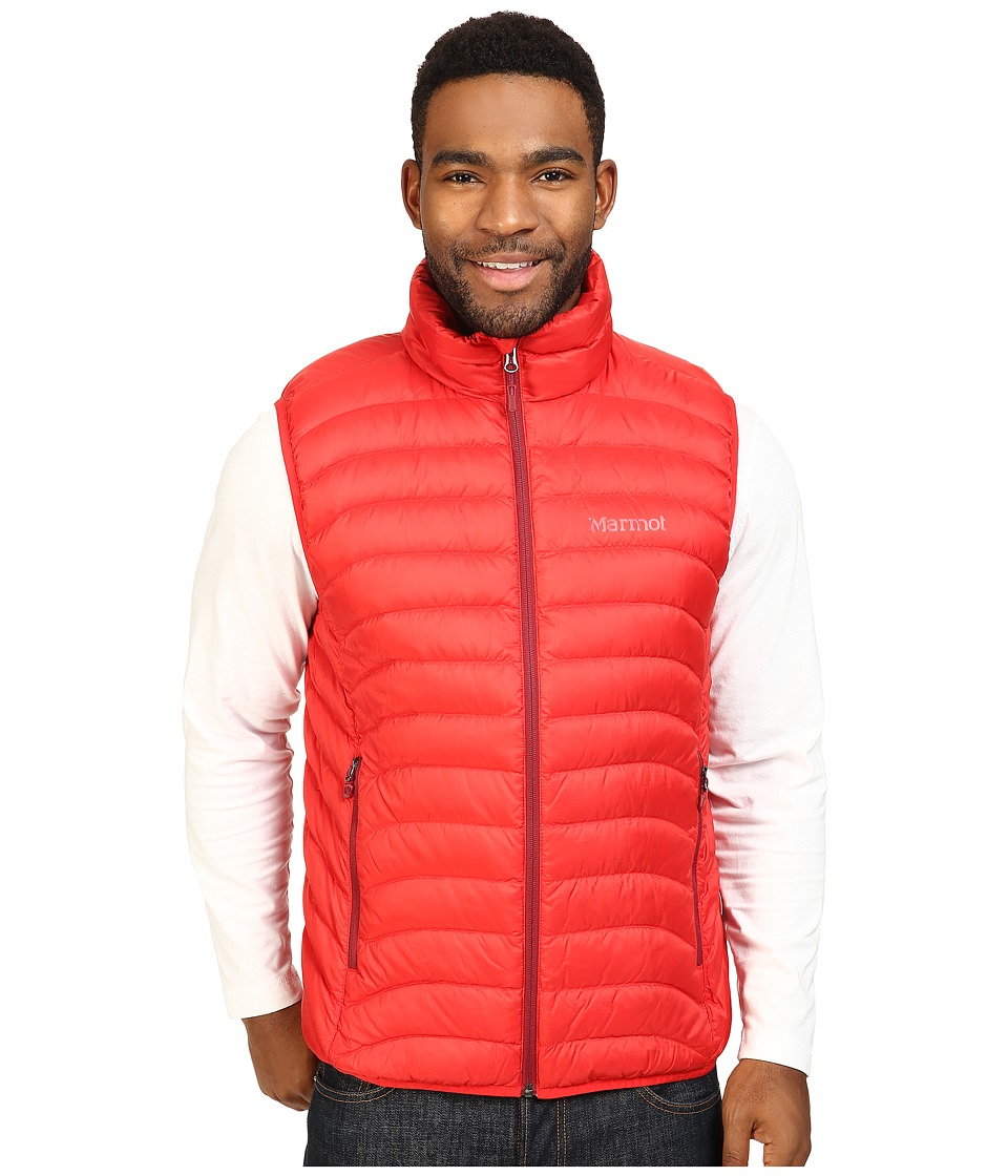 Marmot - Tullus Vest (Rocket Red) Men's Vest