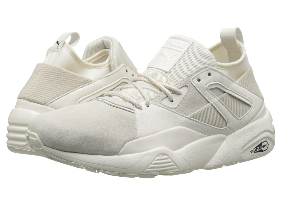 PUMA - Bog Sock Core (PUMA White) Men's Shoes