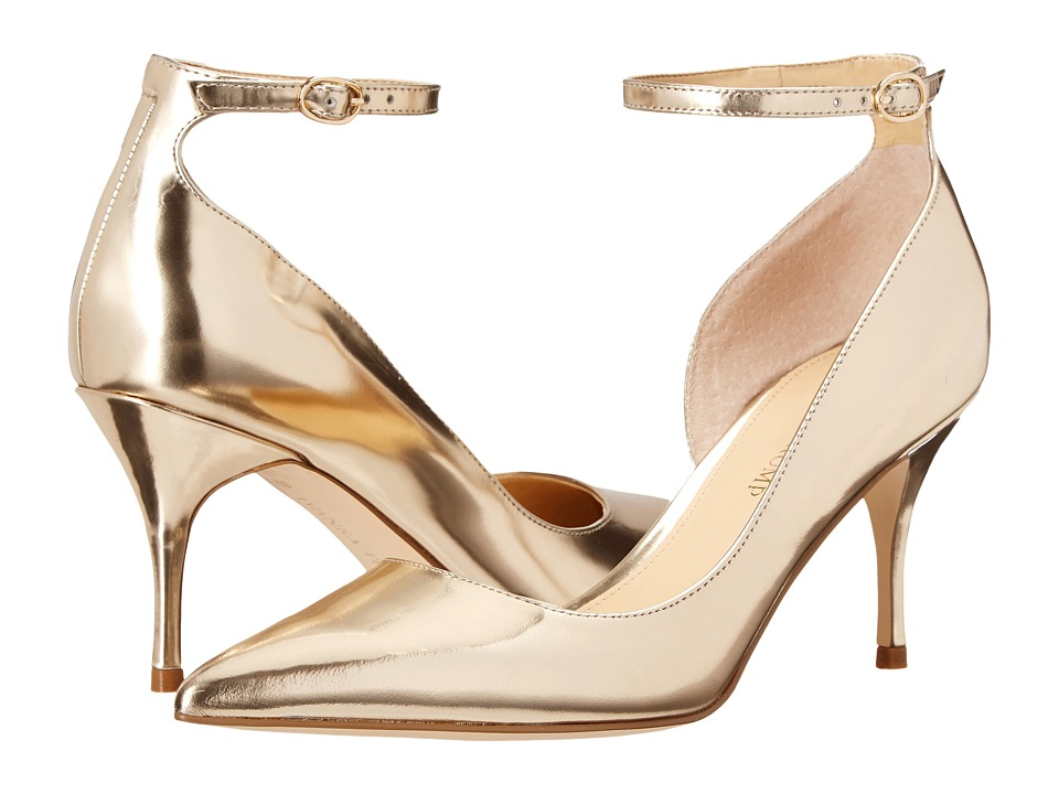 Ivanka Trump - Brita (Metallic Beige) Women's Shoes