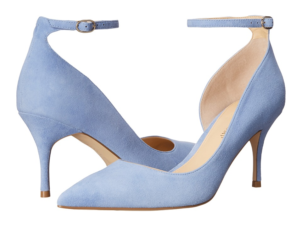 Ivanka Trump - Brita (Spring Blue) High Heels