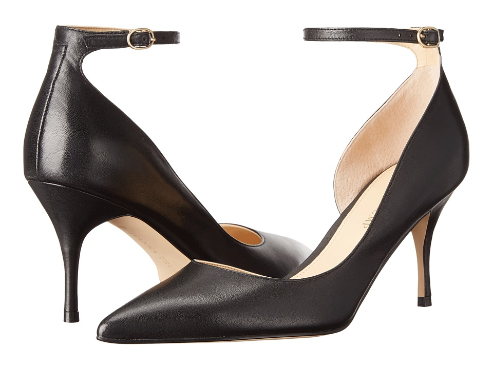 Ivanka Trump - Brita (Black Fez Nappa) High Heels