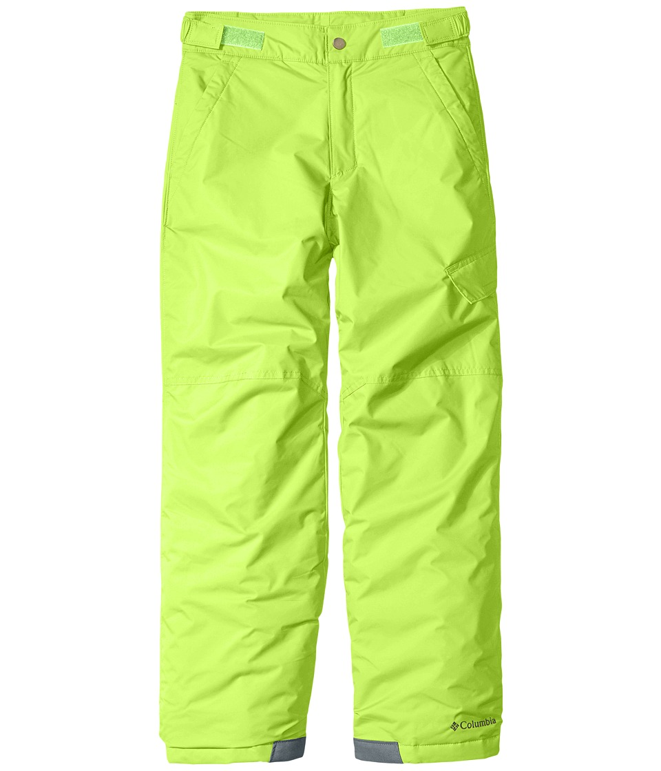 Columbia Kids - Ice Slope II Pants (Little Kids/Big Kids) (Green Mamba) Boy's Outerwear