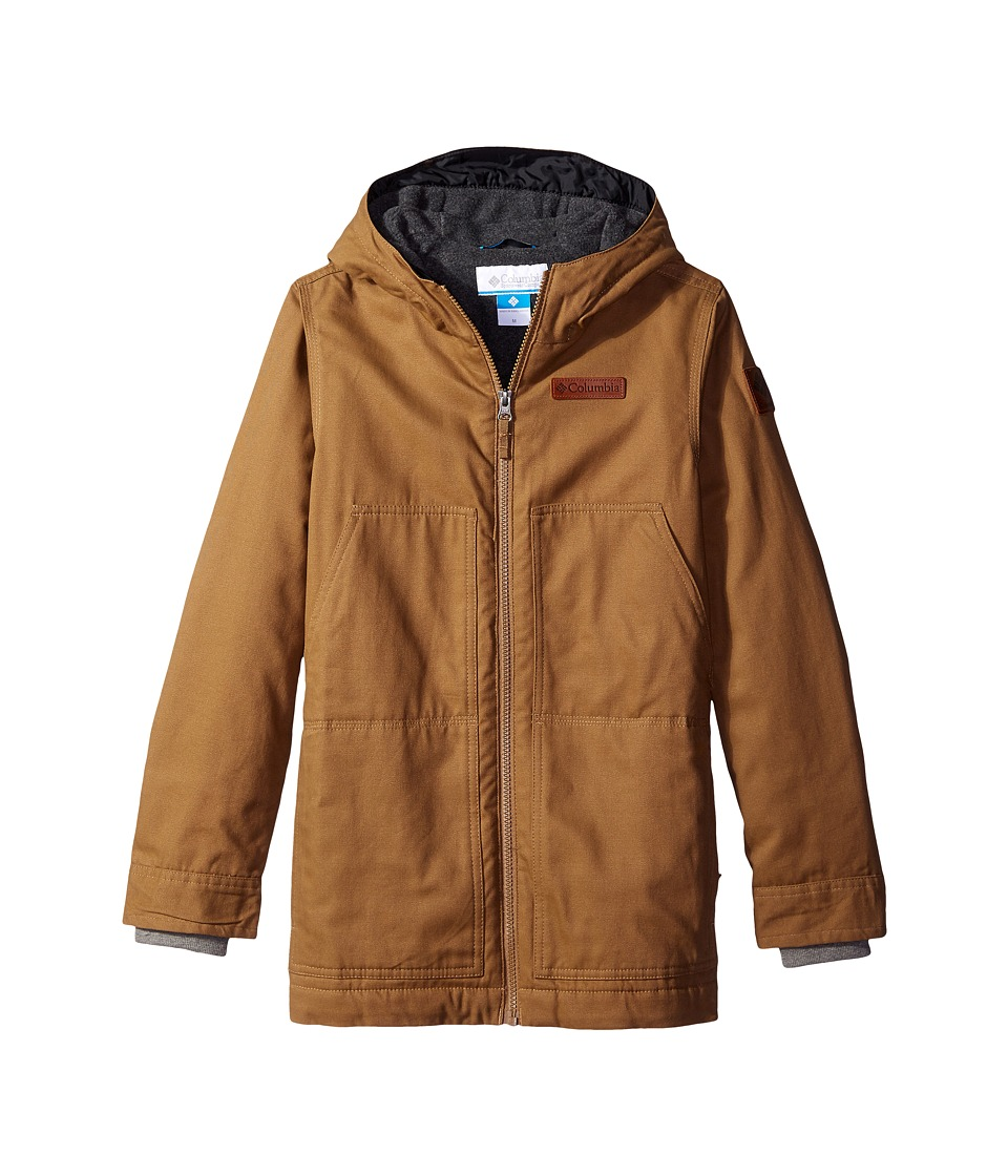 Columbia Kids - Loma Vista Hooded Jacket (Little Kids/Big Kids) (Delta) Boy's Coat