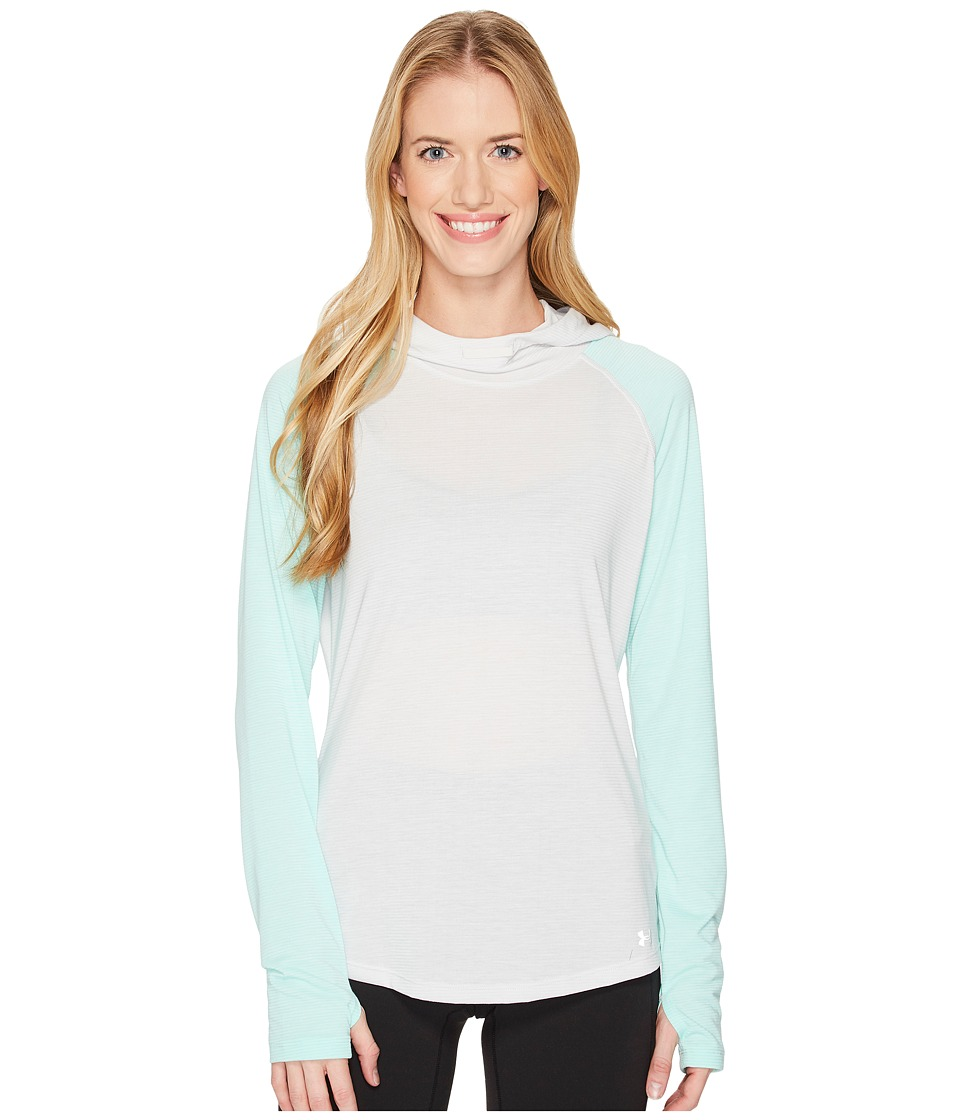 Under Armour - Streaker Hoodie (Elemental/Crystal/Reflective) Women's Sweatshirt