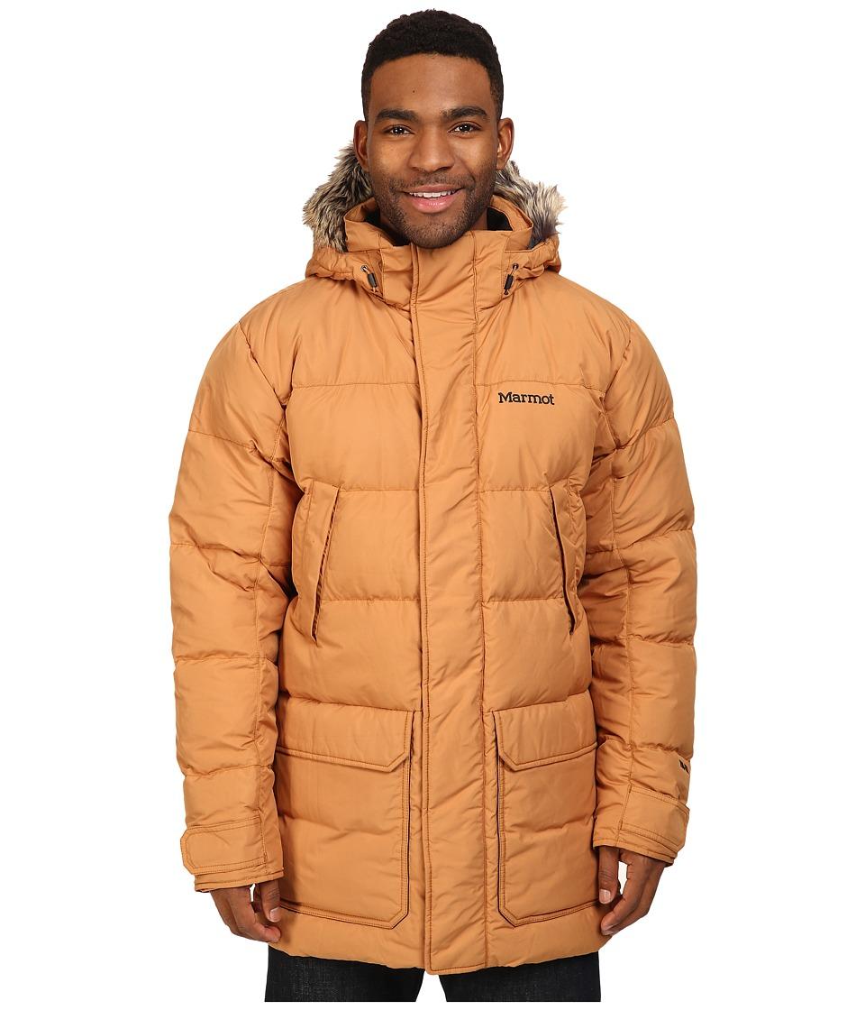 Marmot - Steinway Jacket (Golden Bronze) Men's Coat