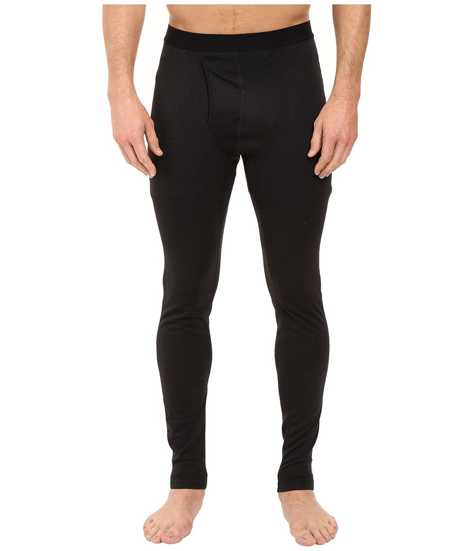 Columbia - Midweight Mesh Tights (Black) Men's Workout