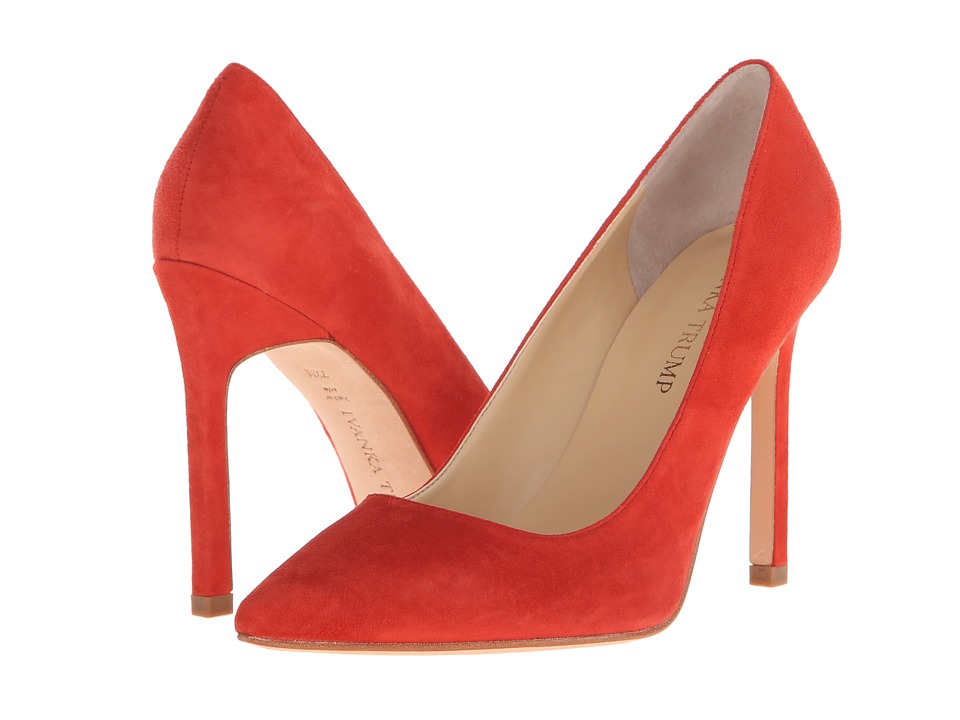 Ivanka Trump Carra (Light Chili) High Heels