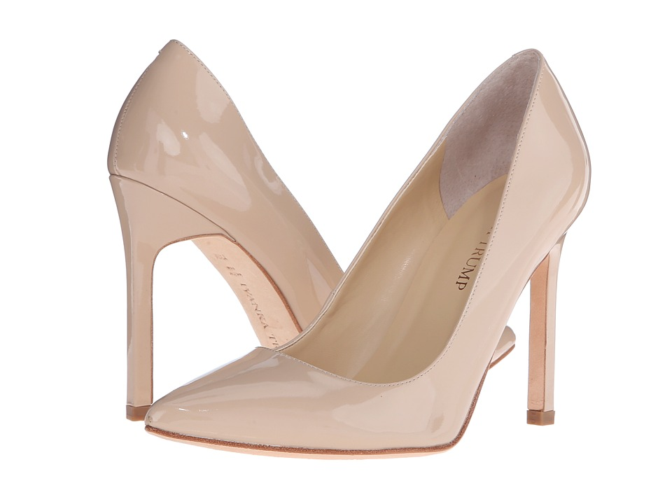 Ivanka Trump - Carra (Lite Latte) High Heels