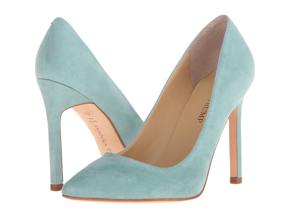 Ivanka Trump Carra (Dark Mint) High Heels