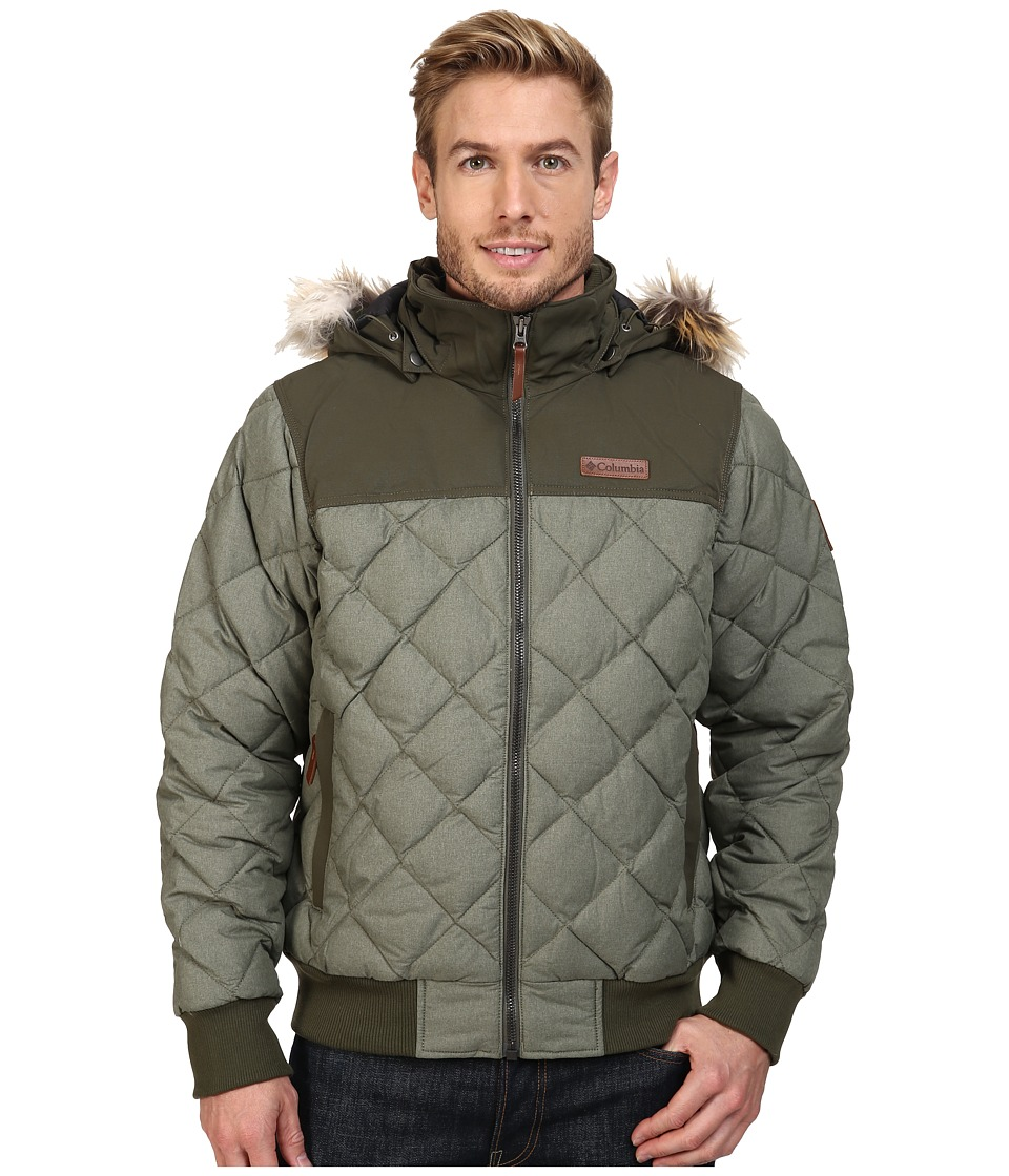 Columbia Dechen Bomber (Peatmoss) Men