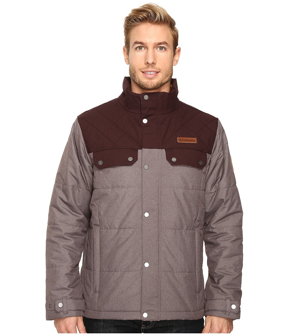 Columbia - Ridgestone Jacket (New Cinder) Men's Coat