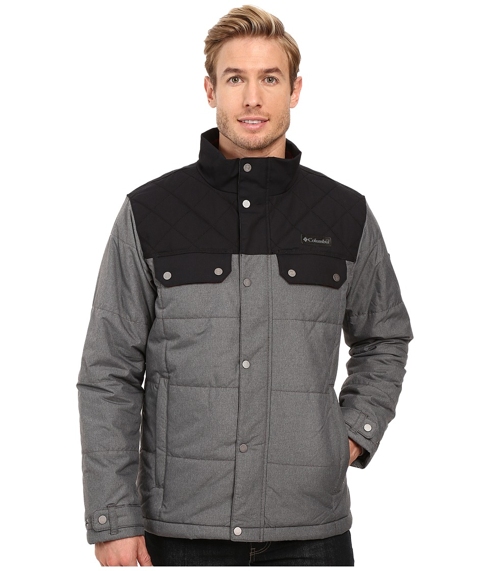 Columbia - Ridgestone Jacket (Black) Men's Coat