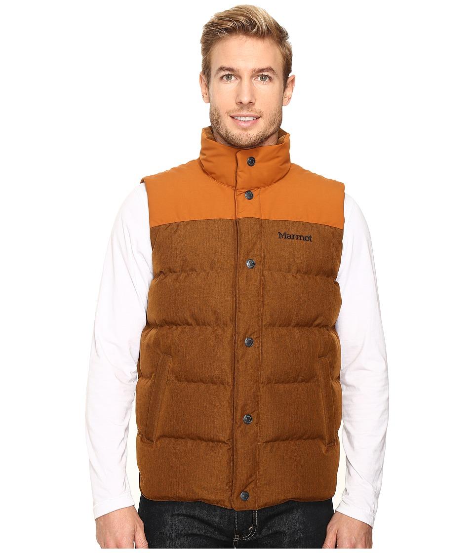 Marmot - Fordham Vest (Terra) Men's Vest