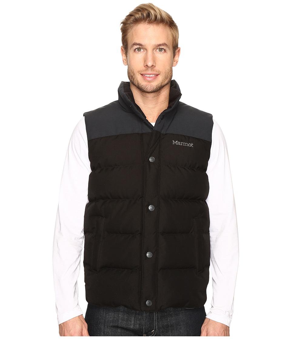 Marmot - Fordham Vest (Black) Men's Vest