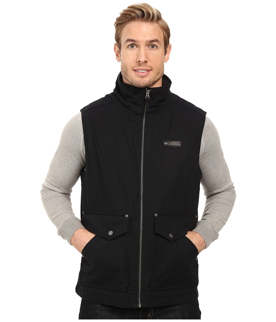Columbia - Loma Vista Vest (Black 2) Men's Coat