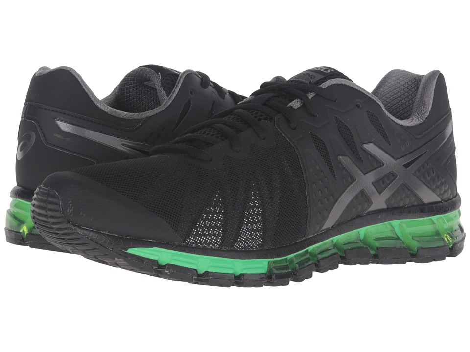 ASICS - Gel-Quantum 180 TR (Black/Carbon/Silver) Men's Cross Training Shoes