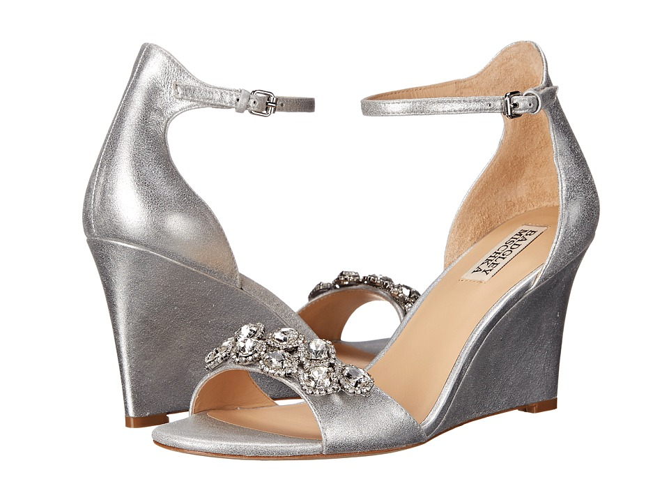 Badgley Mischka - Clear (Silver) Women