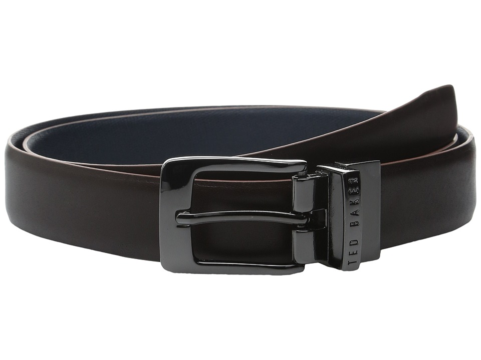 Ted Baker - Lizlow (Chocolate) Men's Belts