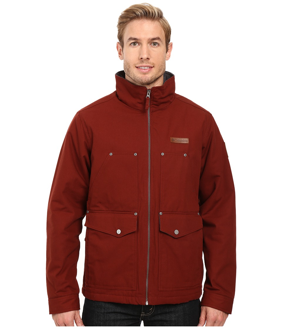 Columbia - Loma Vista Jacket (Deep Rust) Men's Coat