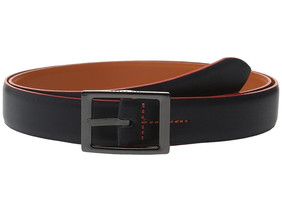 Ted Baker - Flipova (Navy) Men's Belts
