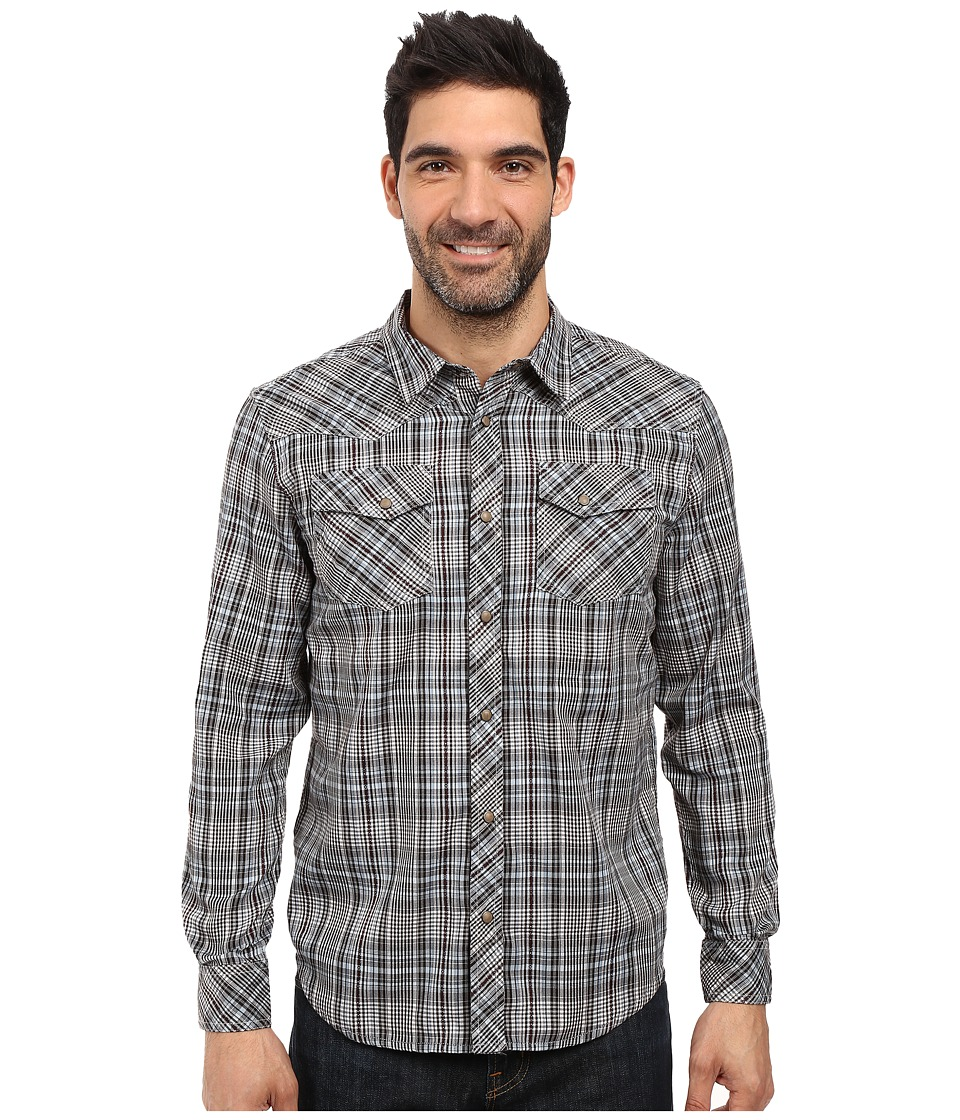 Prana - Holdstad Shirt (Winter) Men's Long Sleeve Button Up