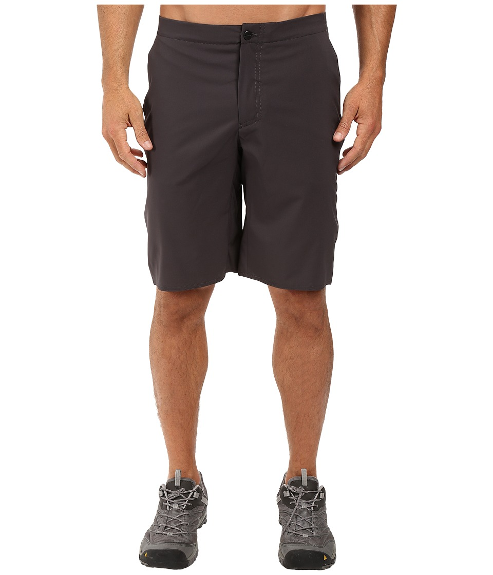 adidas Outdoor - Climb the City Shorts (Utility Black) Men's Shorts