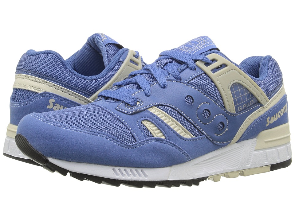 Saucony Originals - Grid SD (Light Blue) Men's Classic Shoes