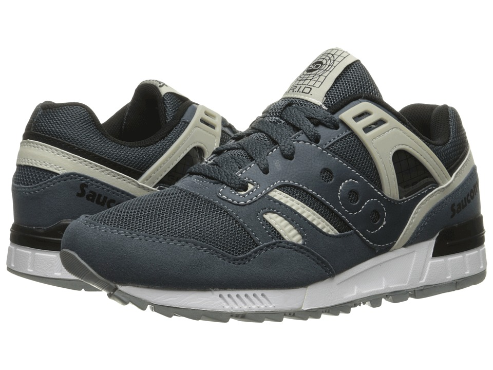 Saucony Originals - Grid SD (Charcoal) Men's Classic Shoes