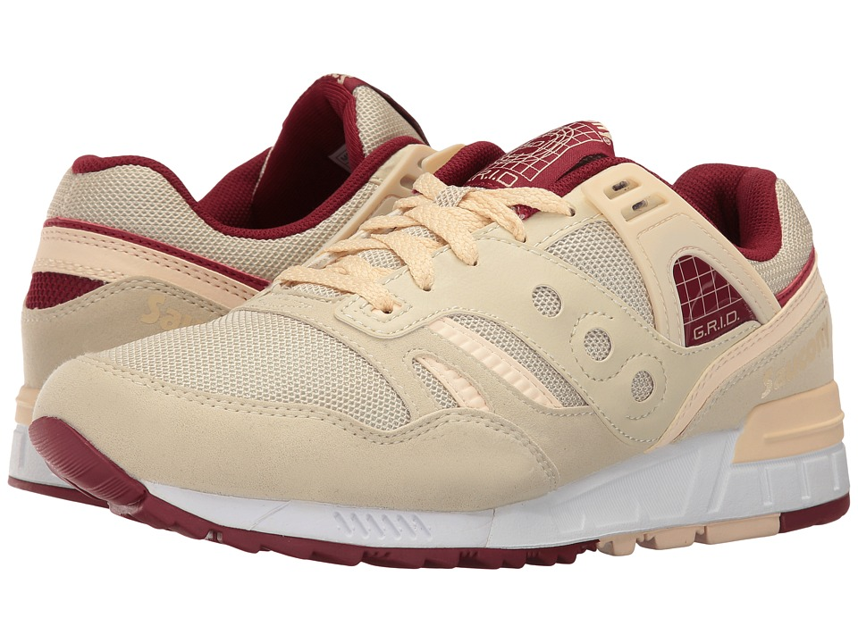 Saucony Originals - Grid SD (Cream) Men's Classic Shoes