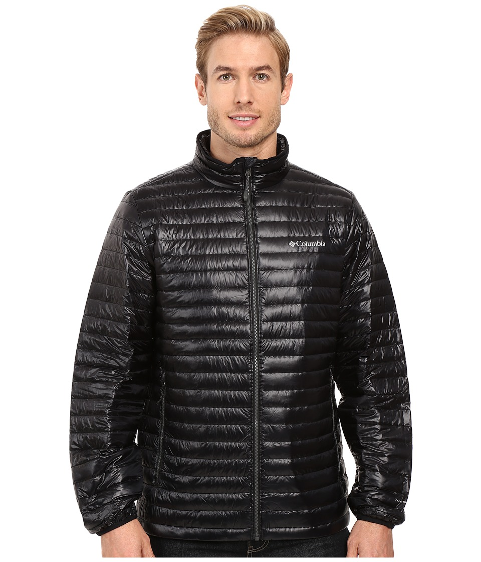 Columbia - Platinum Plus 740 TurboDown Jacket (Black) Men's Coat