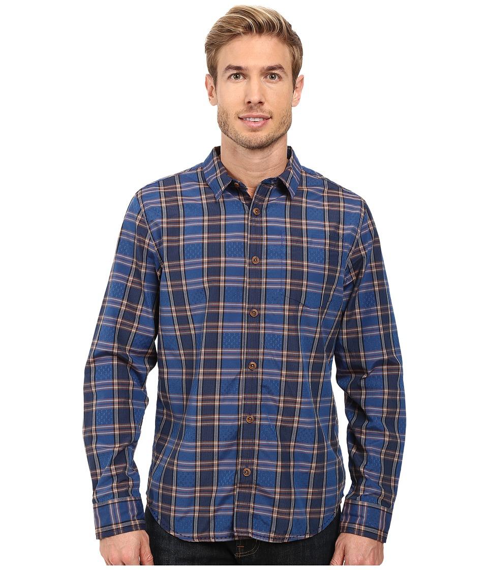 Prana - Yearby Slim Shirt (Nautical) Men's Clothing