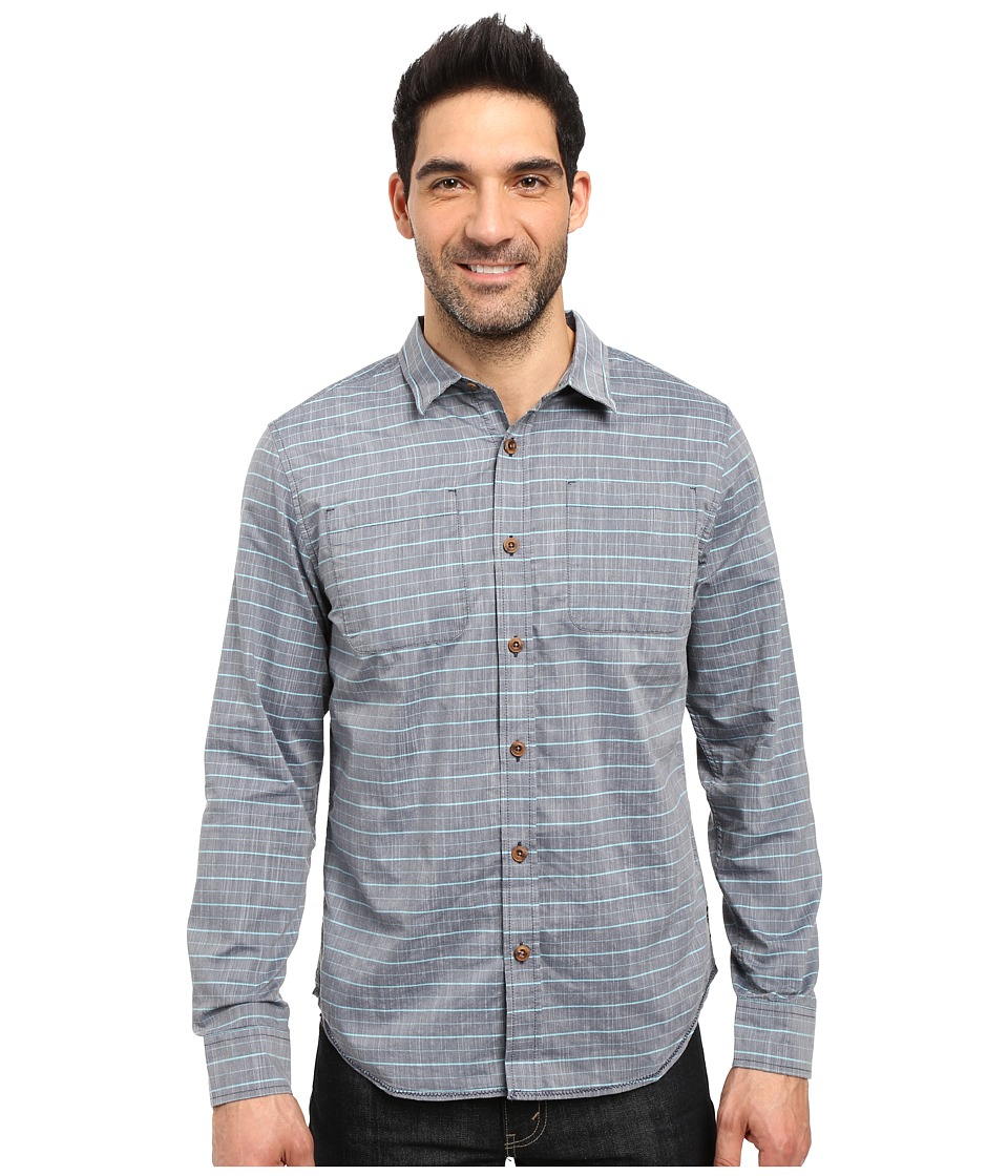 Prana - Bergamont Slim Shirt (Cove) Men's Clothing