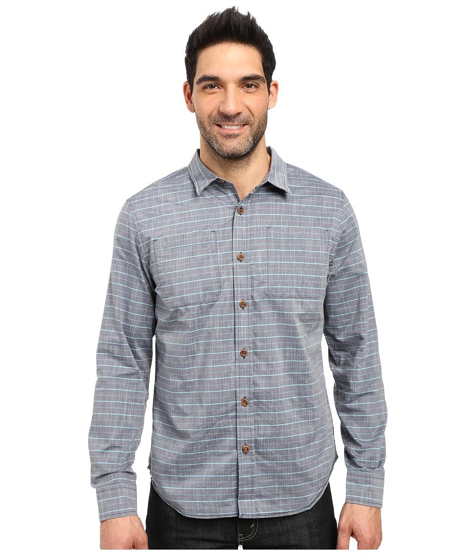 Prana - Bergamont Slim Shirt (Cove) Men's Clothing