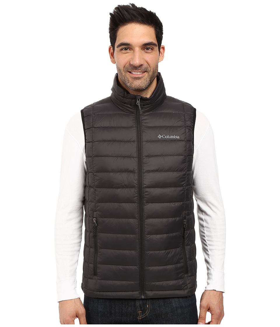 Columbia - Voodoo Falls 590 TurboDown Vest (Black) Men's Vest