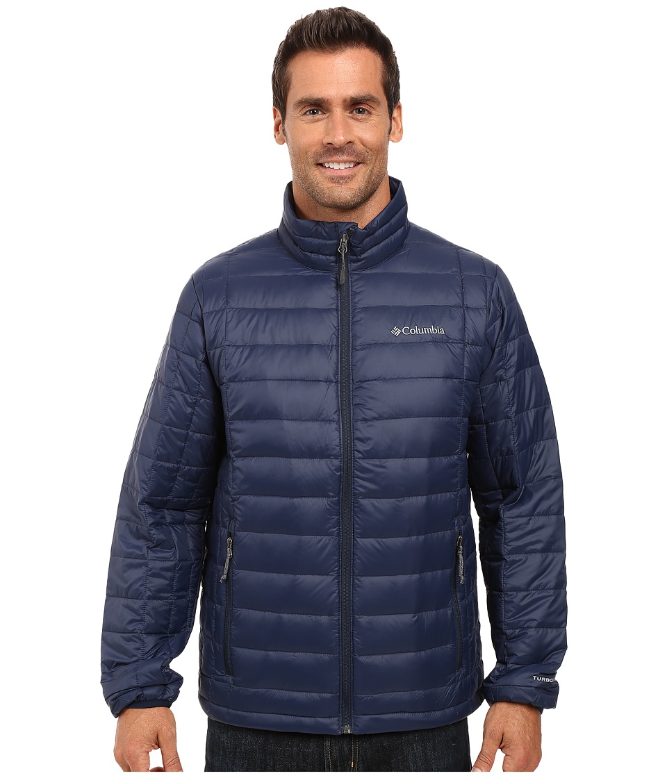 Columbia - Voodoo Falls 590 TurboDown Jacket (Collegiate Navy) Men's Coat