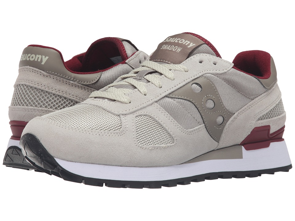 Saucony Originals - Shadow Original (Light Tan) Men's Classic Shoes