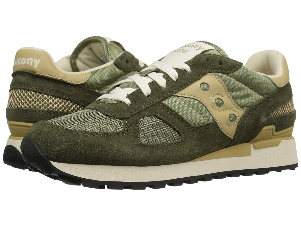 Saucony Originals - Shadow Original (Green) Men's Classic Shoes
