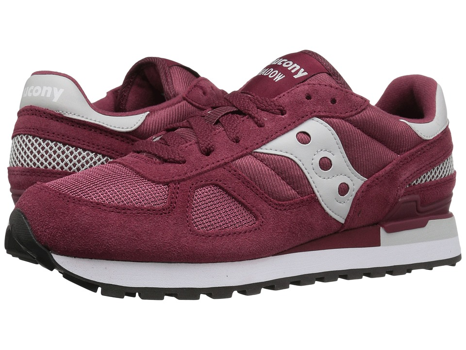 Saucony Originals - Shadow Original (Red) Men's Classic Shoes