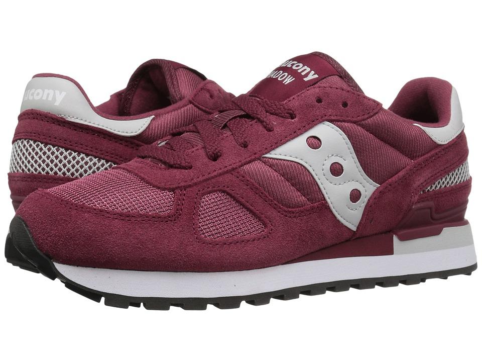 Saucony Originals - Shadow Original (Red) Men's Classic Shoes