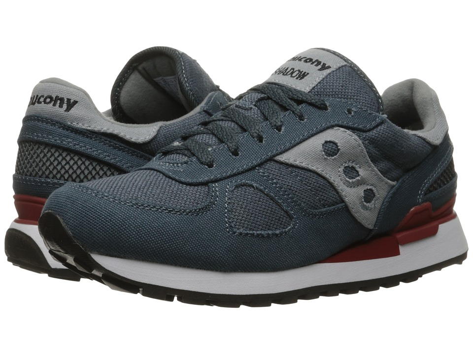 Saucony Originals - Shadow Vegan (Slate) Men's Classic Shoes