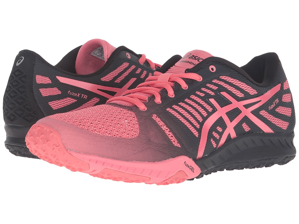 ASICS - FuzeX TR (Guava/Guava/Black) Women's Cross Training Shoes