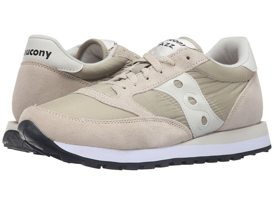 Saucony Originals - Jazz Original (Light Tan) Men's Classic Shoes