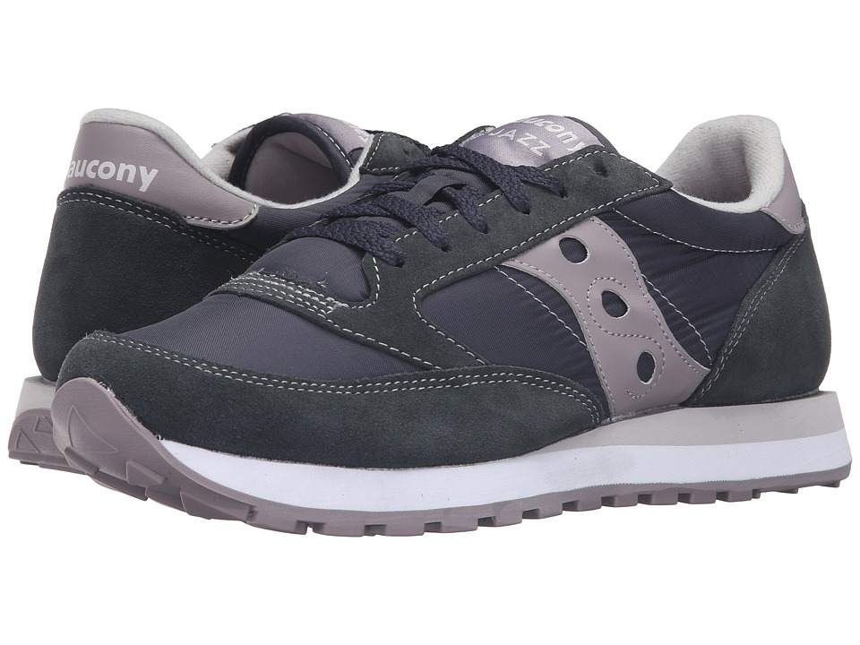 Saucony Originals - Jazz Original (Charcoal/Grey) Men's Classic Shoes