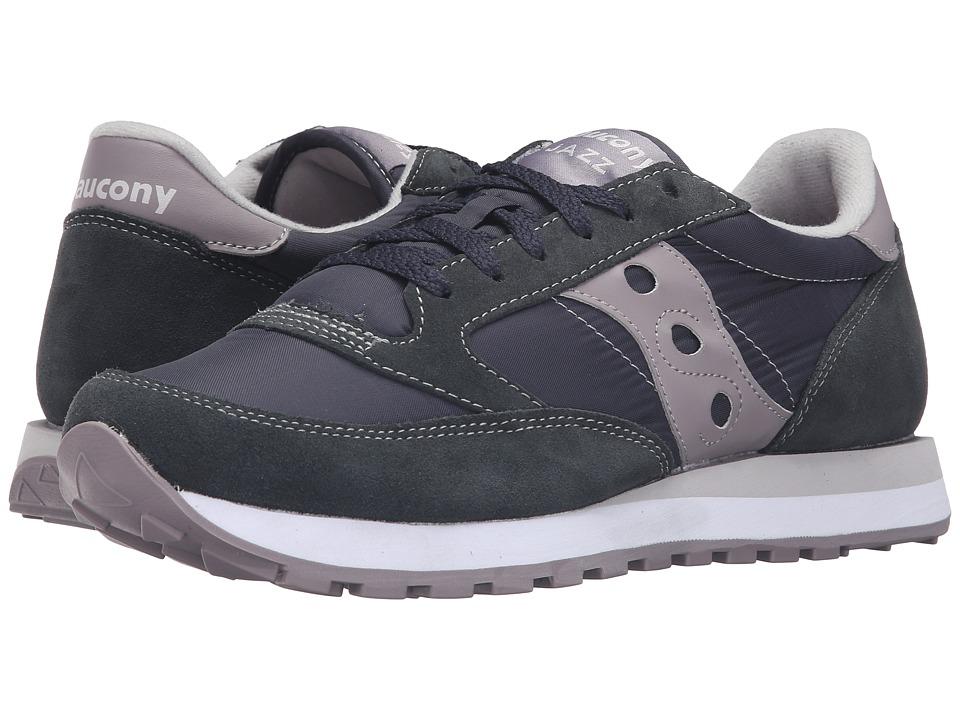 Saucony Originals - Jazz Original (Charcoal/Grey) Men's Classic Shoes