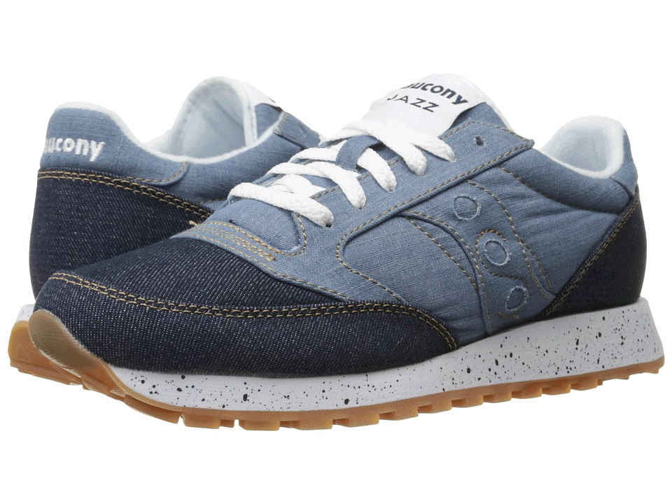 Saucony Originals - Jazz O Denim (Grey) Men